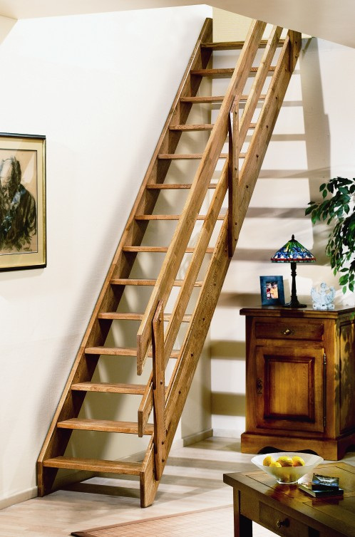 Eiken houten trap ardennes - Renovatie van een houten trap ...