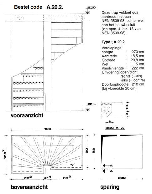 Houten trappen op maat gemaakt for Trap op maat bestellen