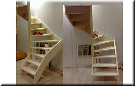 Zoldertrappen zoals houten trappen bouwpakkettrappen en for Zelf zoldertrap maken