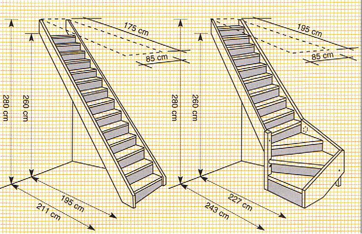 Trap met onderkwart for Goedkope spiltrap